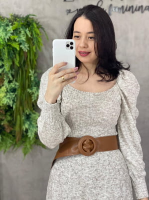 Vestido Bruna