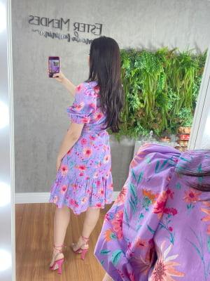 Vestido Ester Mendes
