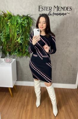 Vestido Katia